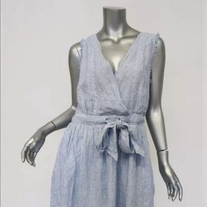 Roller Rabbit Jeni Stripe Maddie Dress